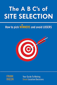 The ABC's of Site Selection Book Cover